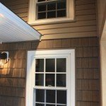 Siding Styles and Double Hung Window with Grids