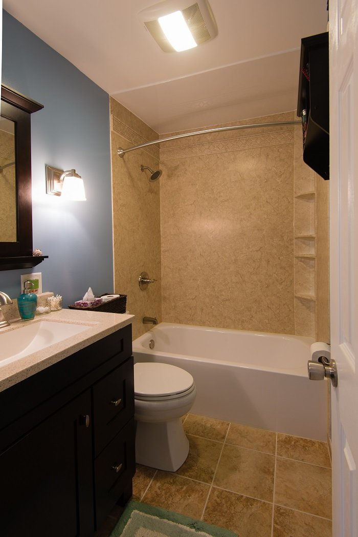 For bathroom remodels tub liners or shower conversions for New york sash bathrooms