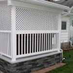 Customer Enclosed Porch