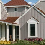 "Board & Batten - Single 8"" Siding"