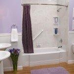 Acrylic Bathliner System - White