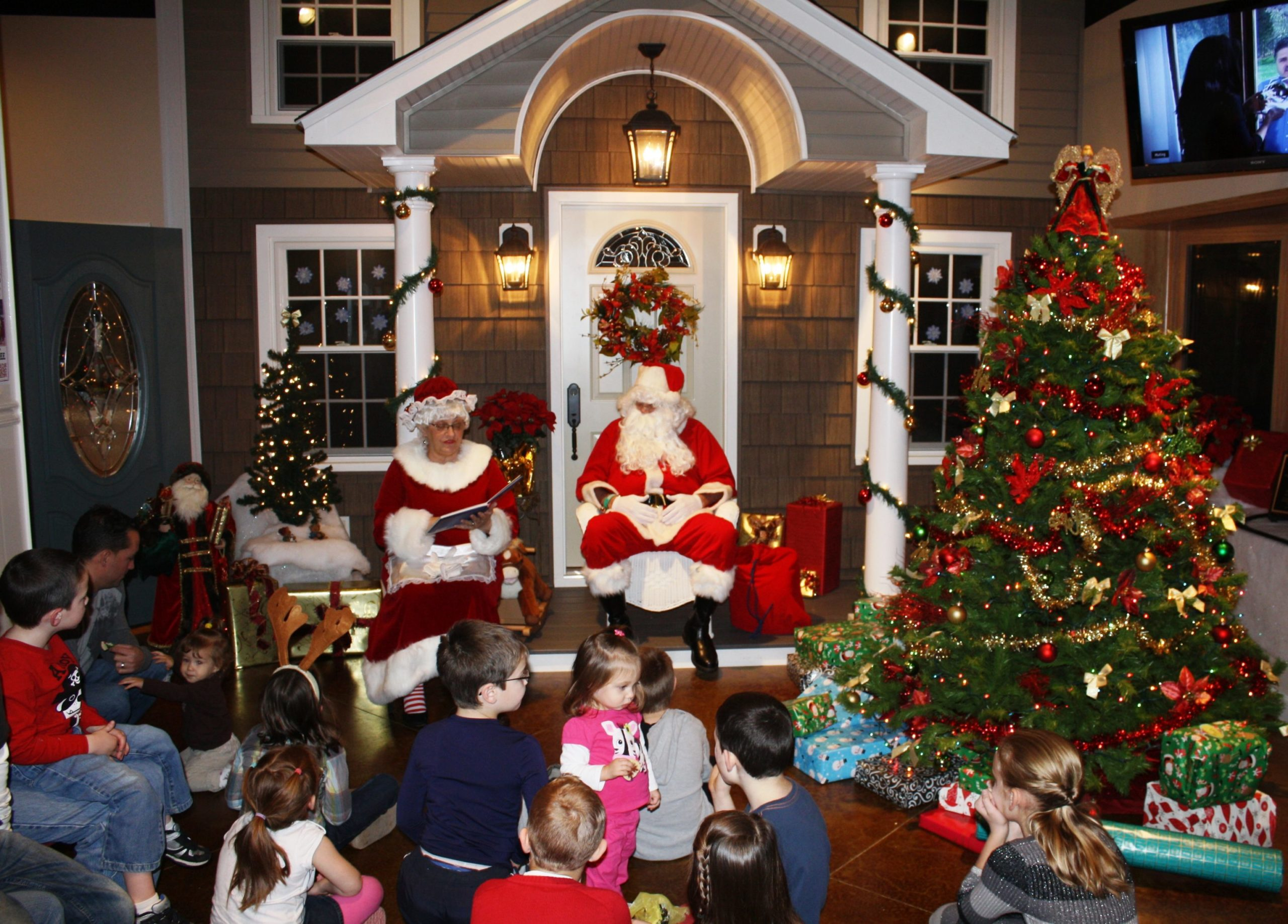 christmas party for kids | Kids