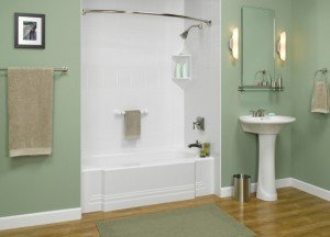 Year End Sales On Siding And Baths - Acrylic bathroom remodeling