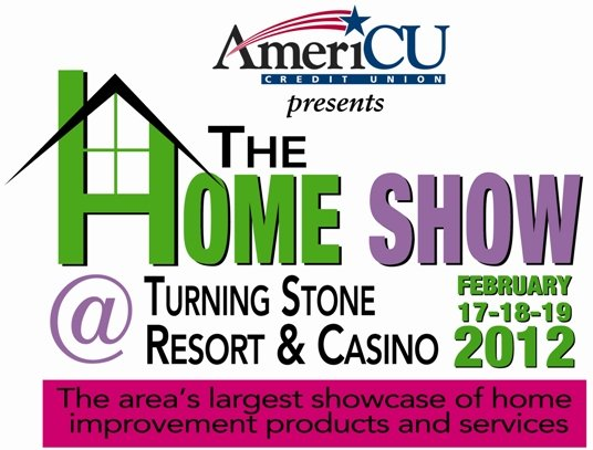 Home Improvement Show at Turning Stone – Great place for ideas