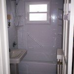 After - Acrylic Bathliner and Window