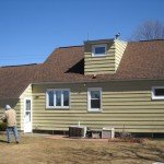 Before - Siding