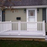 After - Siding, Composite Deck and Rail