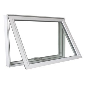 New York Sash Awning Windows Use Dual Locks With Operating Hardware Which  Tucks Away To Minimize ...