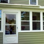 After - Siding