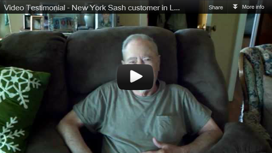 [Video Testimonial] – Deck Customer in Lansing, NY