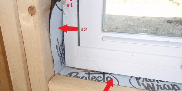 Whats Wrong With This Window Installation Answers