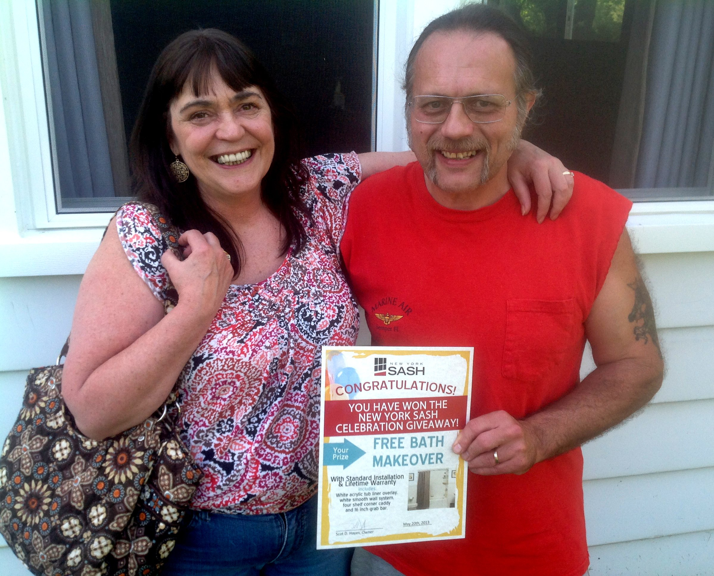 Celebration Giveaway Winners_Rubins