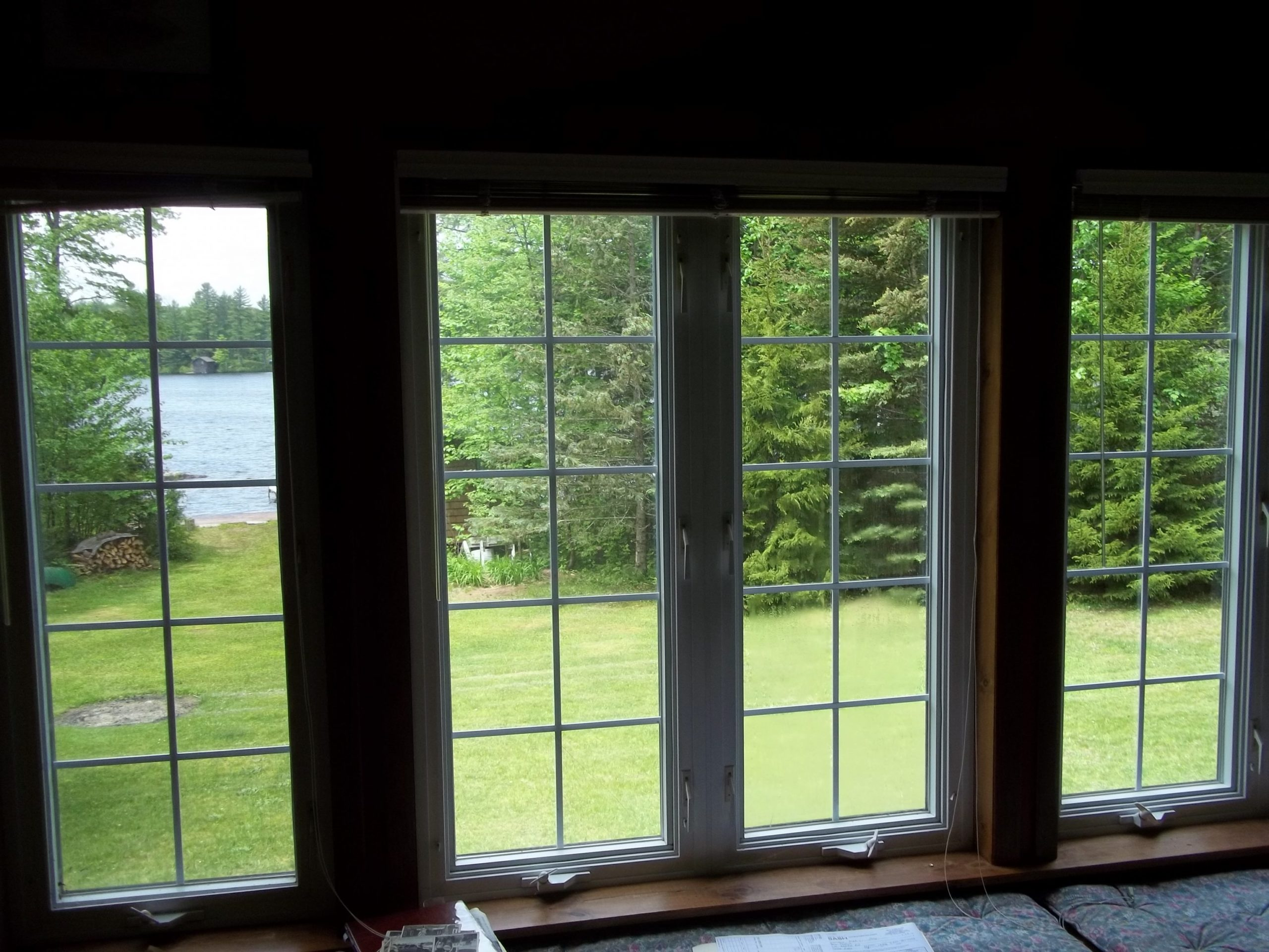 Very Satisfied with Window Install – Otter Lake, NY
