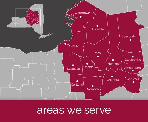 nys areas serve