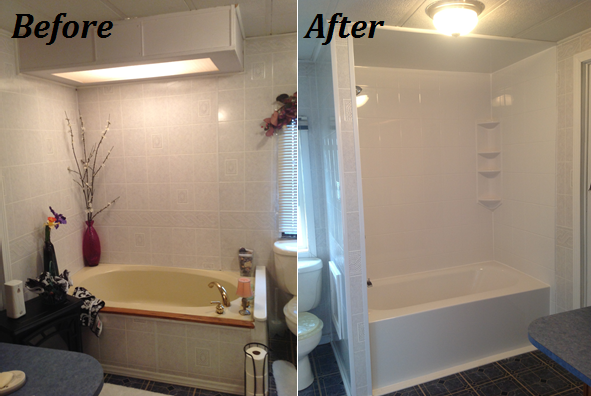 bathroom remodeling is easier than you think
