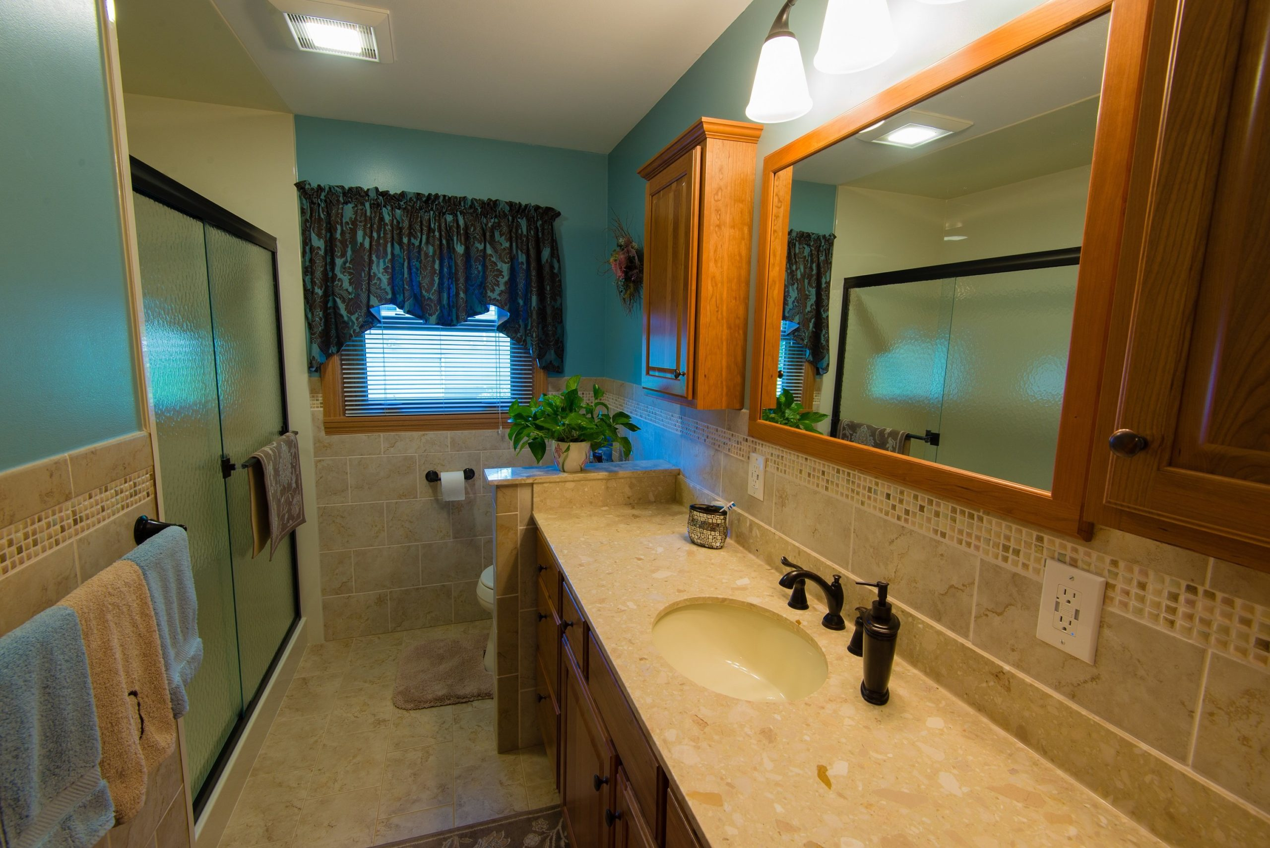 Update The Bathrooms In Your Utica NY Home New York Sash - Average cost of new bathroom installation