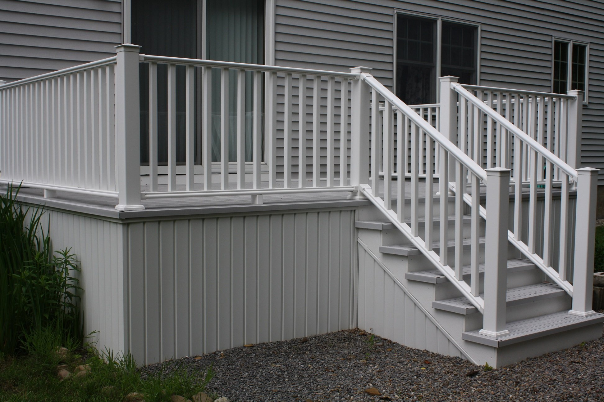 Railing systems premium features at an affordable price aluminum rail baanklon Image collections