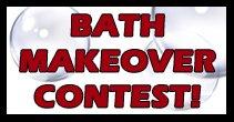 Bathroom Makeover Contest bathroom makeover contest -