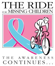 Ride for Missing Children – Friday, May 15th