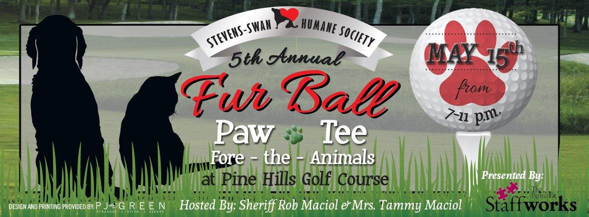 Stevens-Swan Humane Society Fur Ball Gala