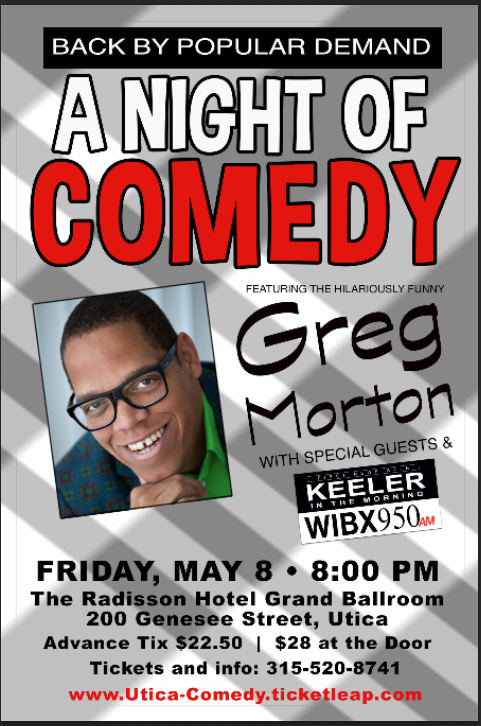 """Come Out & Enjoy """"A Night of Comedy"""""""