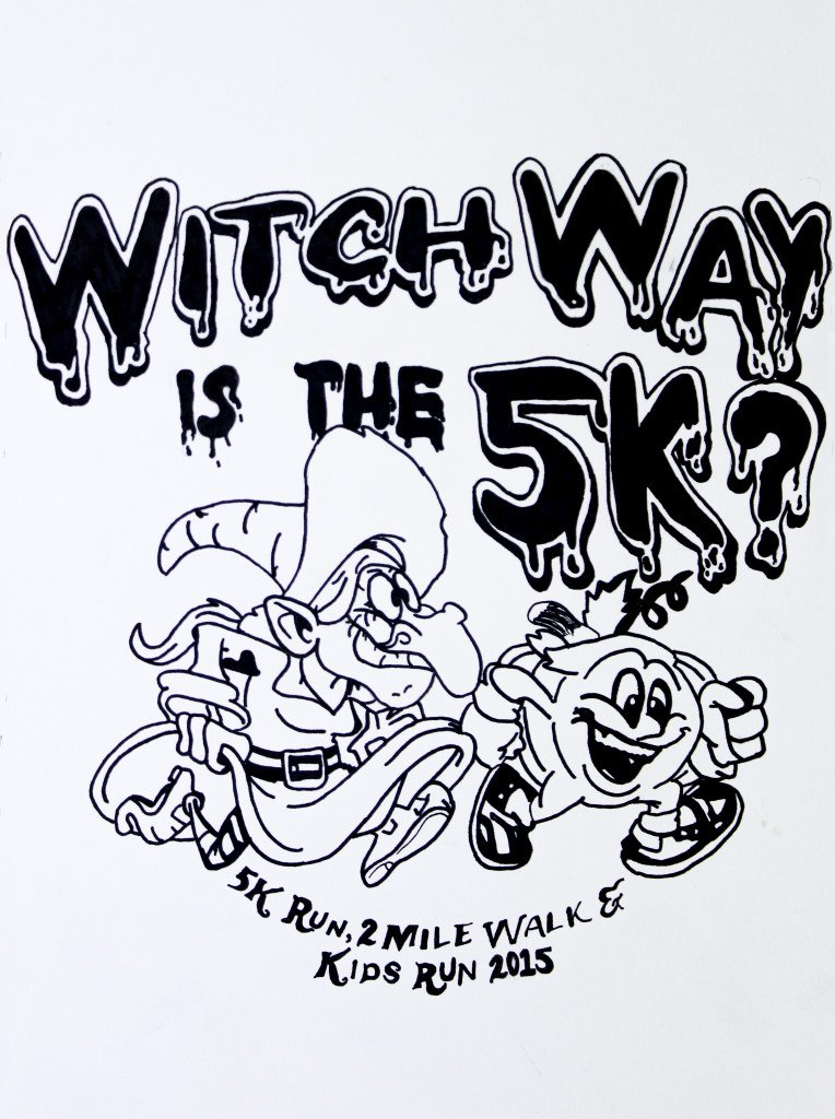Sauquoit Valley Foundation 'Witch Way is the 5k?'