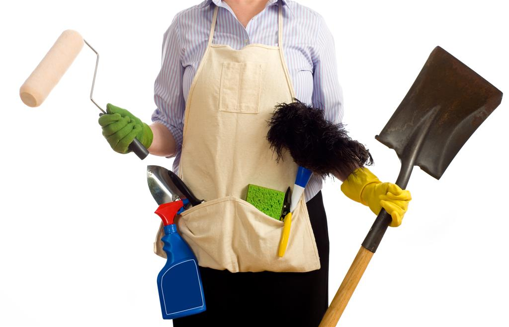 spring cleaning: don't forget to inspect your home -