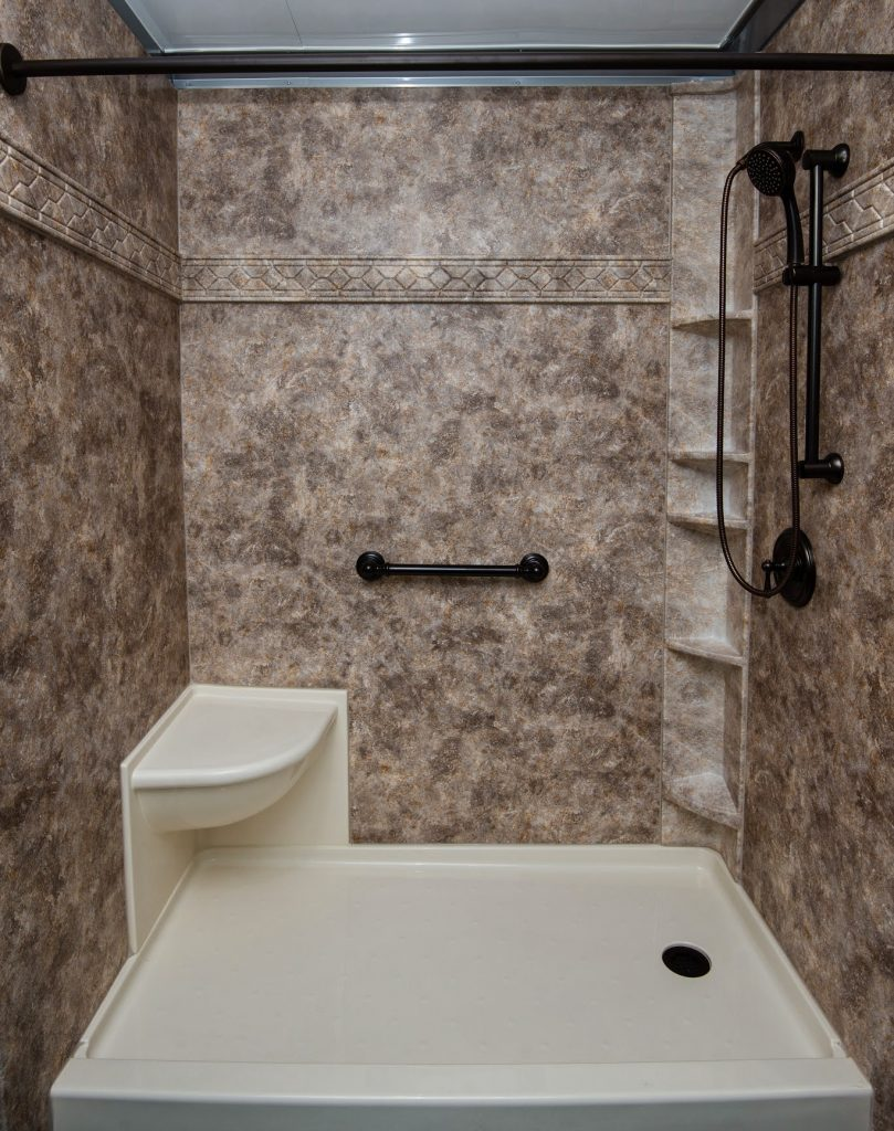Create Your Custom Shower With New York Sash - Custom showers
