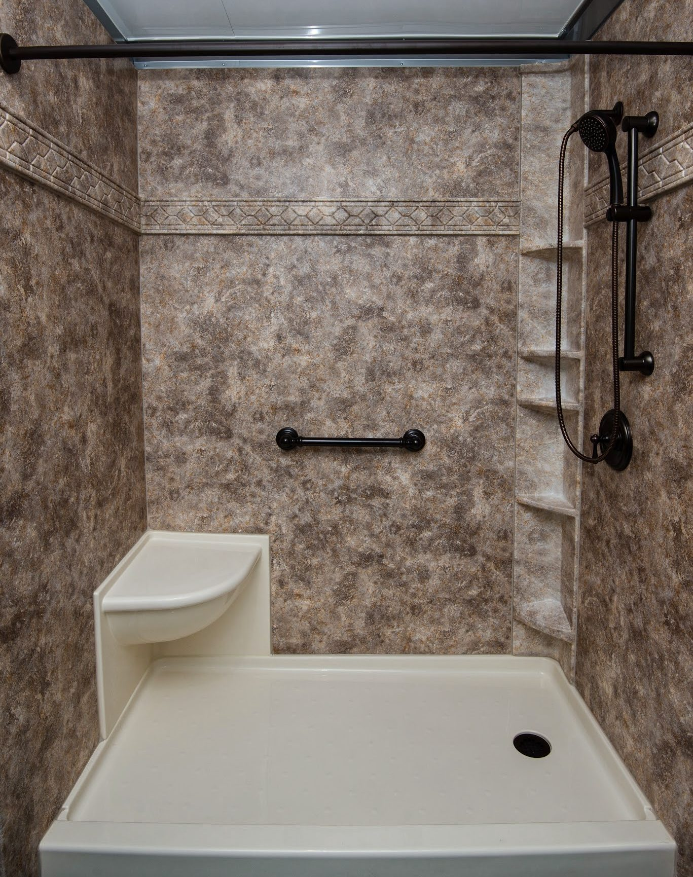 Create your Custom Shower with New York Sash