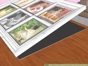 Diy Window Series Picture Frames New York Sash