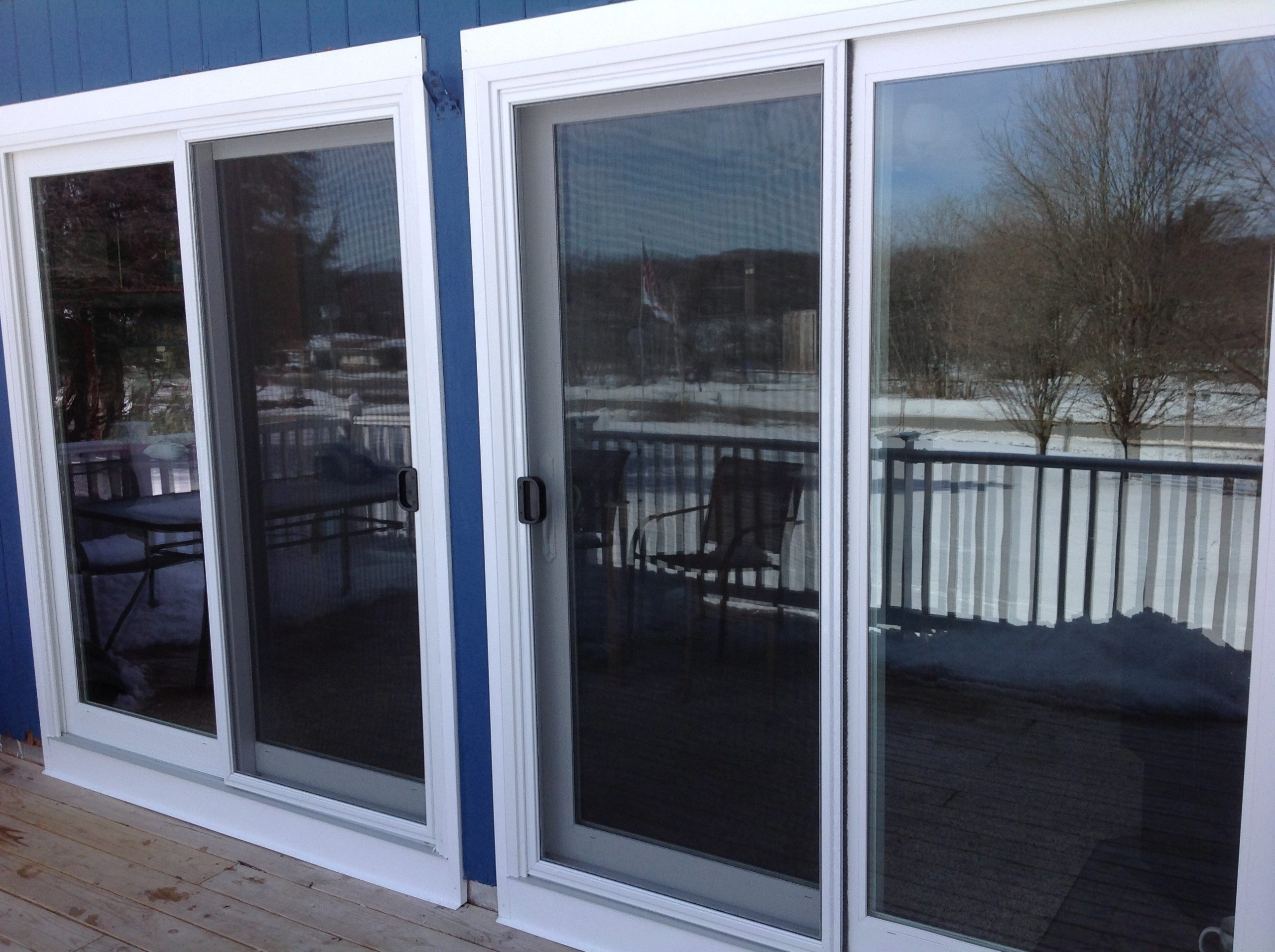 Home Spatto 2 Sliding Door