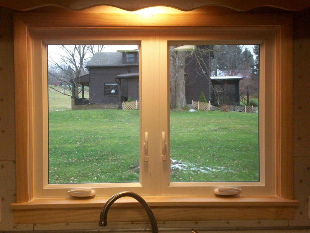 Casement Window over Sink