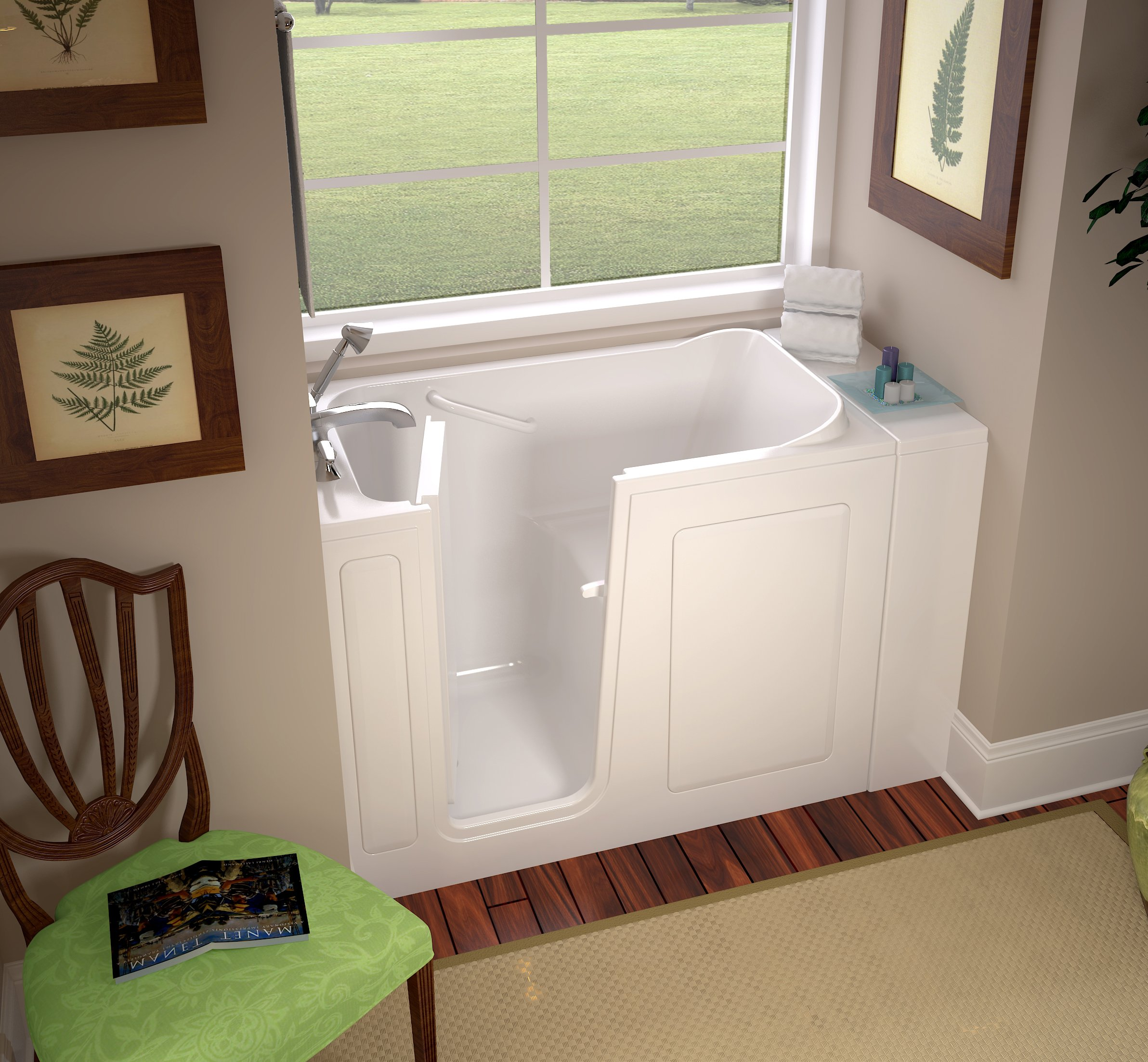 Safety tub installation to help you maintain a safe lifestyle