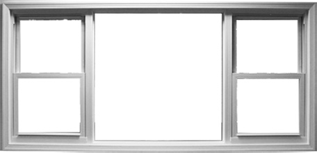 Featured Project Double Hung Picture Window In Holland