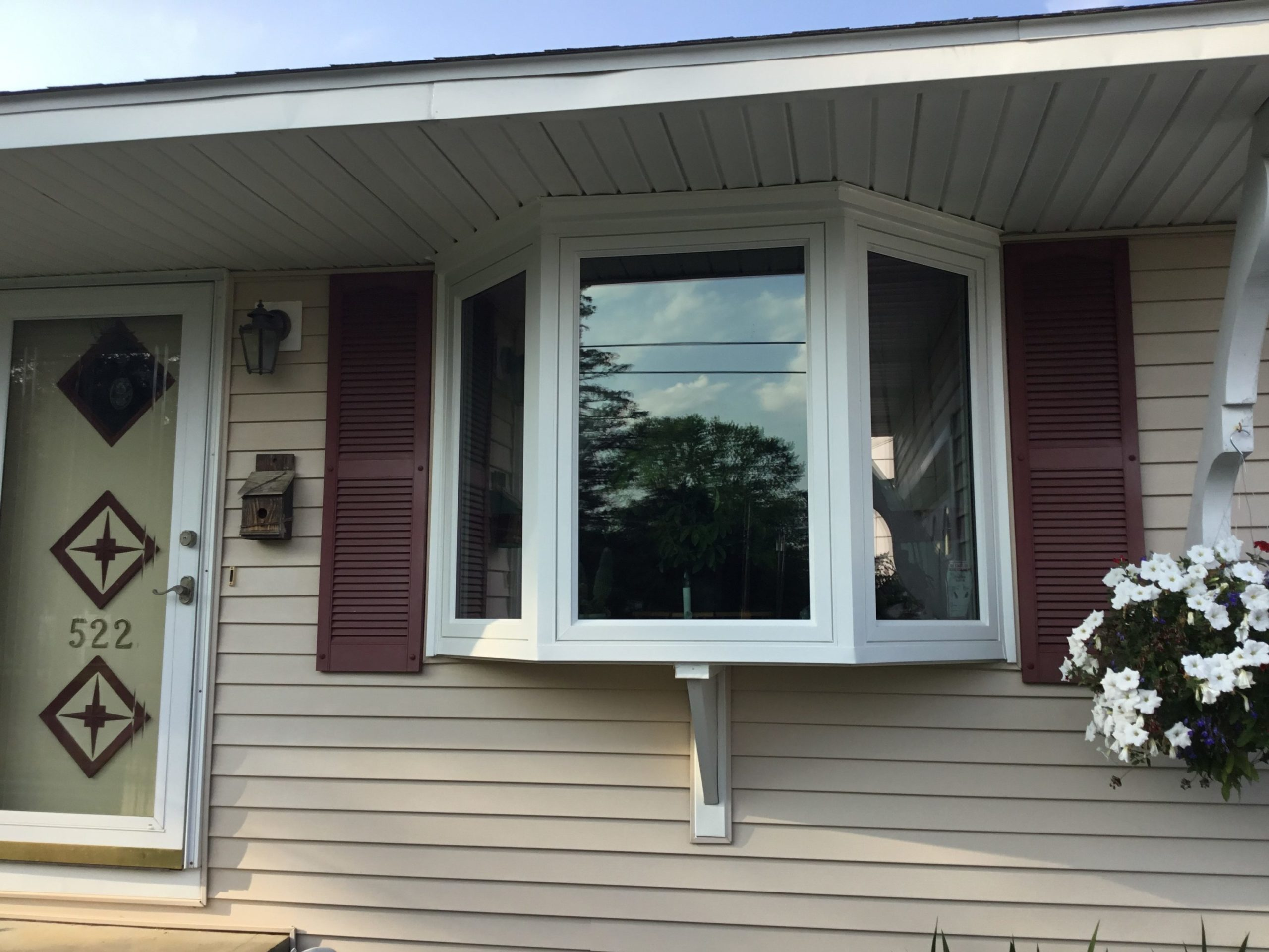 Featured Project Bay Window New York Sash