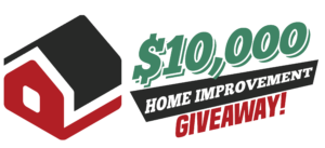 Home Improvement Giveaway Logo