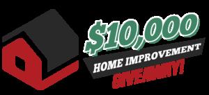 Home Improvement Giveaway Logo