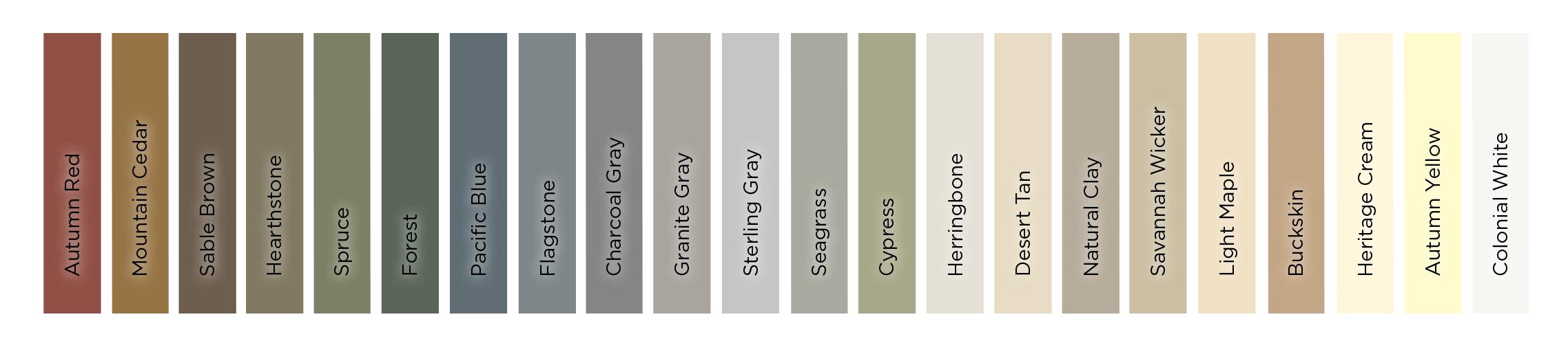 CI colors 2020