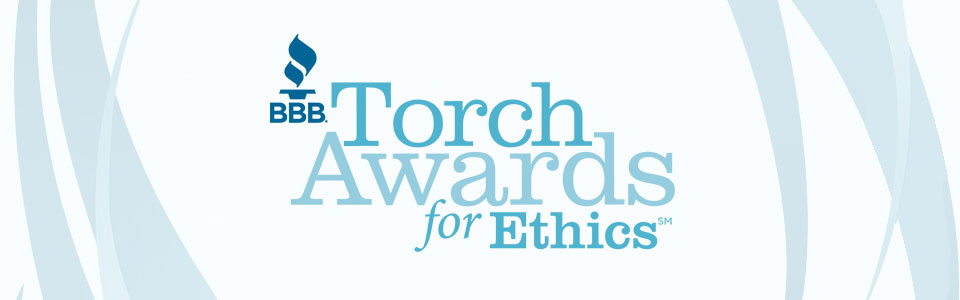 torch award banner
