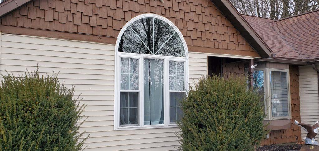 Custom windows by New York Sash.
