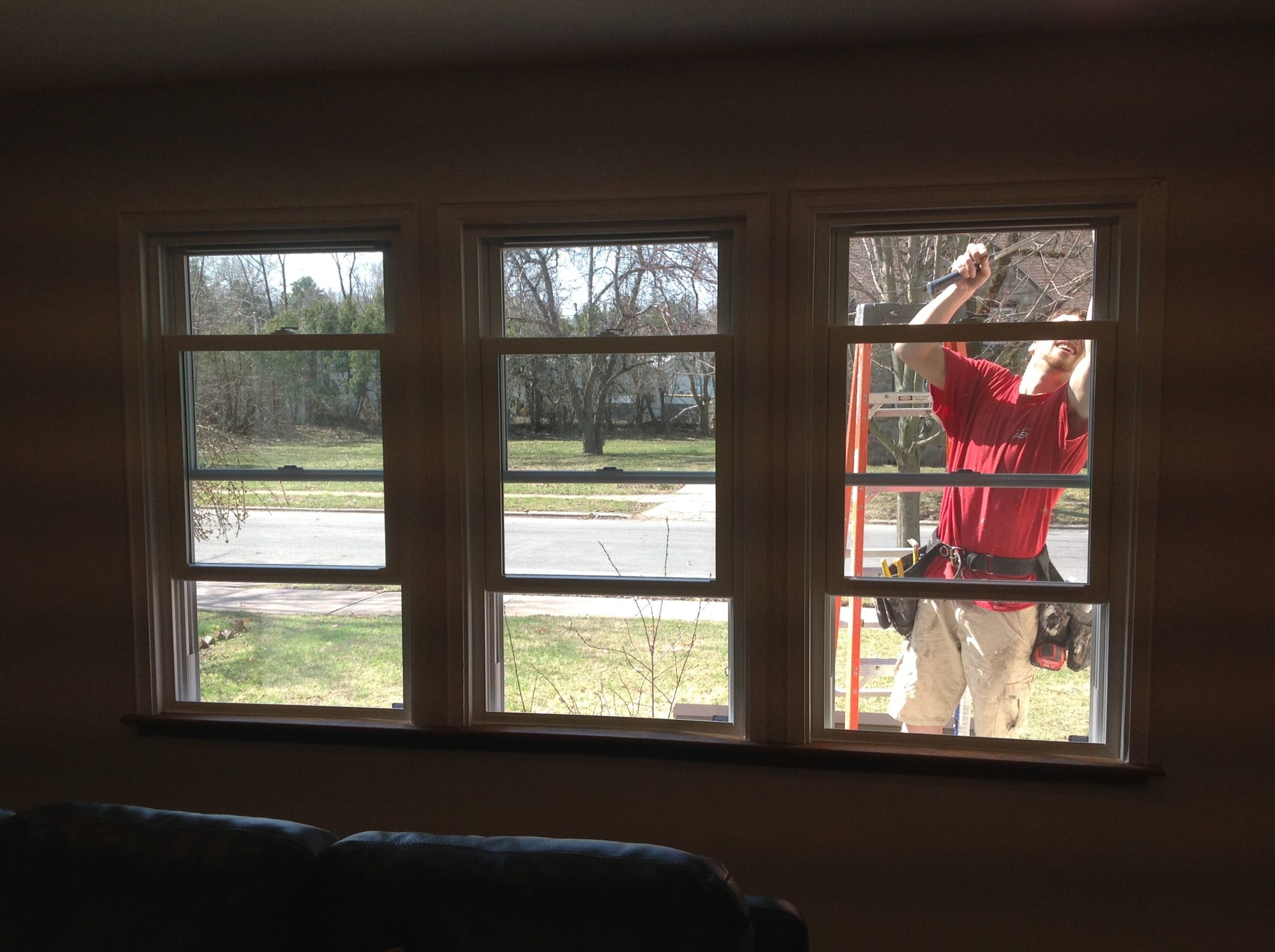 Double Hung Windows installations