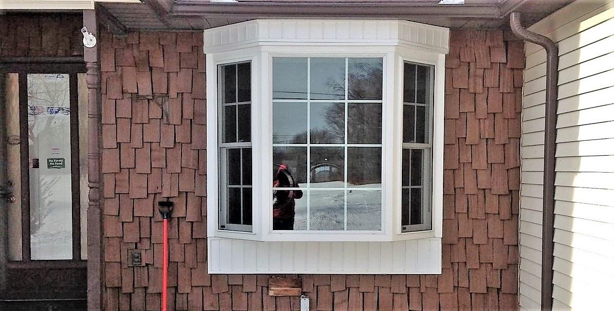 UpBayted Window