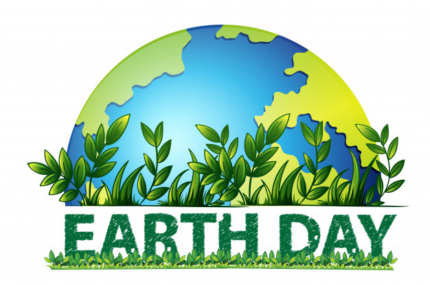 Earth Day Green bg